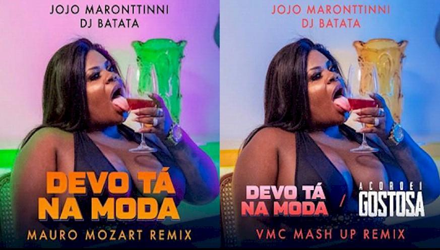 Jojo Maronttinni: confira o remix de