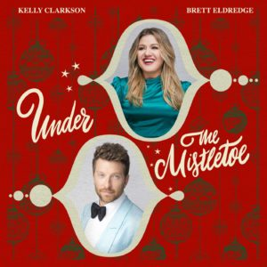 Kelly Clarkson se une a Brett Eldredge no novo single