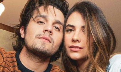 Luan Santana e Jade Magalhães terminaram noivado