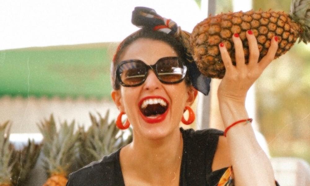 """""""Tubaína"""", da cantora Reah, ganha remix do Tropkillaz"""
