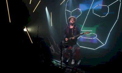 Suricato lança primeiro disco ao vivo em performance inspirada nos músicos de rua
