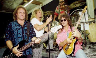 Van Halen: vendas de álbuns e singles crescem 6.000% após a morte de Eddie Van Halen