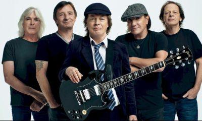 """AC/DC: """"Power Up"""" é o álbum mais vendido no Reino Unido em 2020 até o momento"""