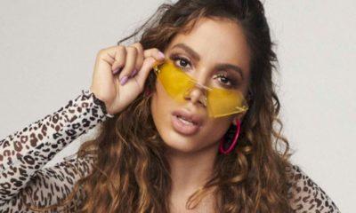 """Anitta ao mostrar seu rosto sem maquiagem: """"Toma susto, não!"""""""