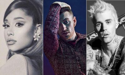 Universal Music disponibiliza CD's de Ariana Grande, Sam Smith e Justin Bieber