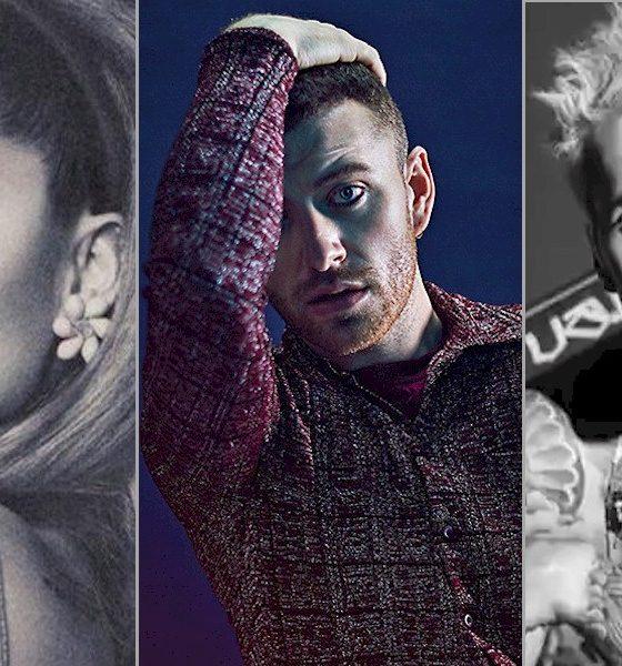 Universal Music disponibiliza CD's de Ariana Grande, Sam Smith e Justin Bieber