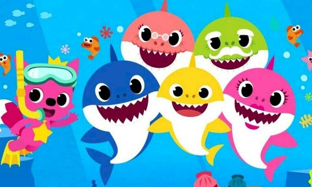 """Clipe infantil """"Baby Shark"""" destrona """"Despacito"""" e é o vídeo mais assistido do YouTube"""