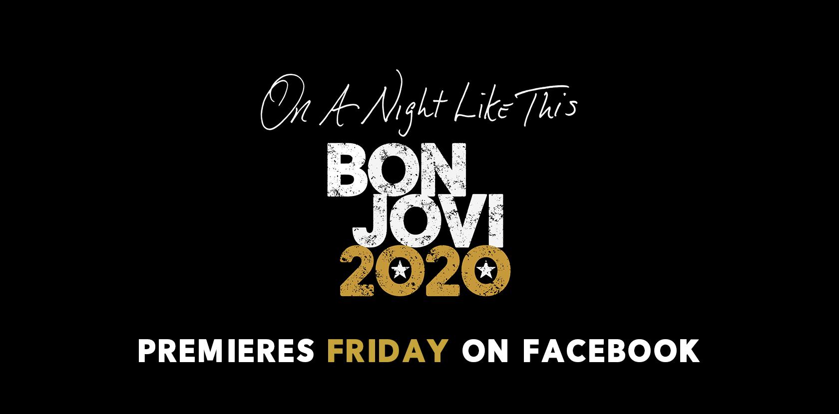 Bon Jovi apresentará novo álbum