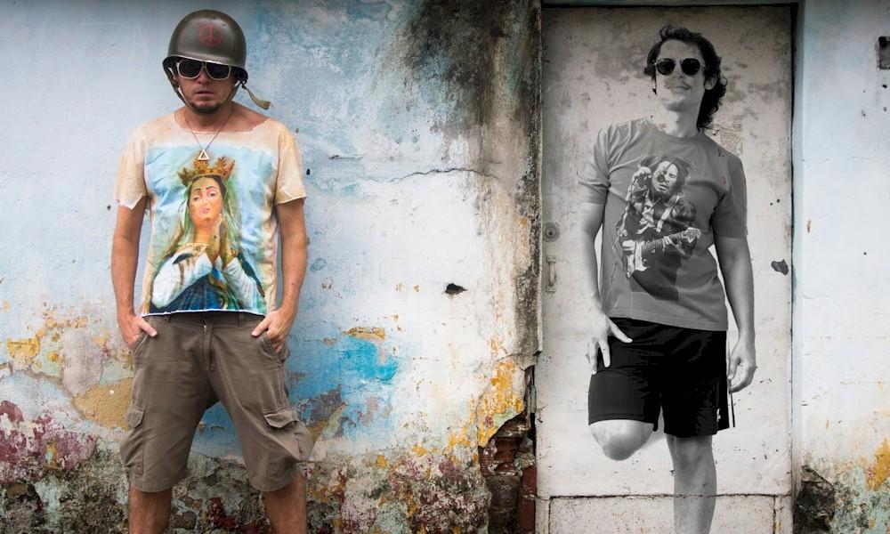 """Fred Zeroquatro, do Mundo Livre S/A, anuncia novo projeto """"Sonofabit"""""""