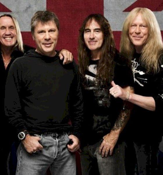 """Iron Maiden disponibiliza o single ao vivo de """"Sign Of The Cross"""""""