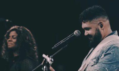 "Israel Salazar lança a versão deluxe do álbum ""Salazar Ao Vivo"""