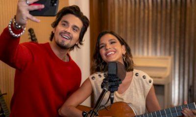 Luan Santana e Mariana Rios estreiam a segunda edição de reality show sertanejo