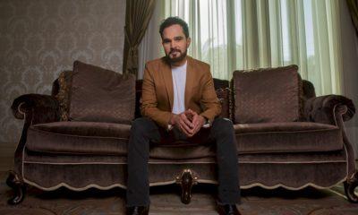 Luciano Camargo grava especial de fim de ano na Record
