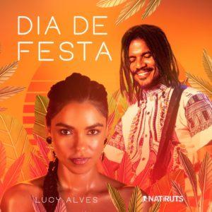 Lucy Alves se une ao Natiruts no ragga-reggaeton de