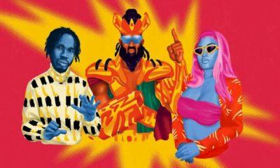 """Major Lazer apresenta a versão remix de """"Oh My Gawd"""" com Riton"""