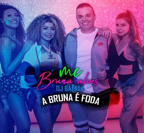 Dj Batata e MC Bruna Alves estreiam o single e clipe de