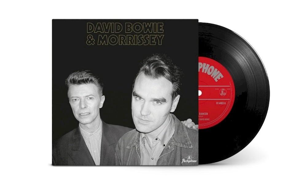 "Ouça ""Cosmic Dancer"", parceria de Morrissey e David Bowie"