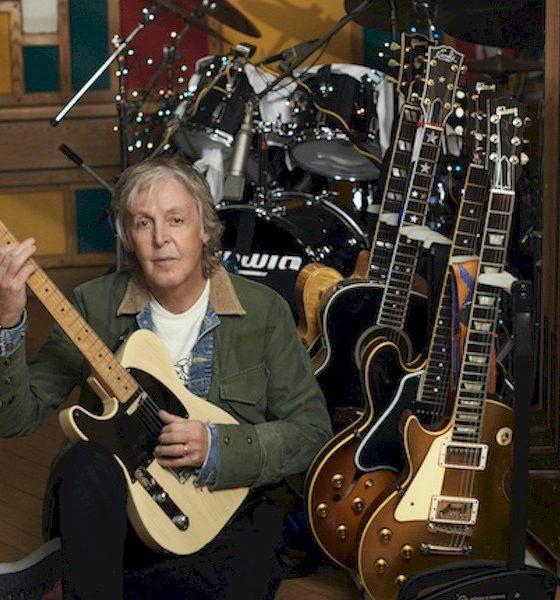 "Paul McCartney lança ""McCartney III"" em vinil laranja de edição limitada"