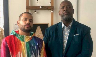"""Péricles lança novo single """"Homem Invisível"""" com o rapper Projota"""