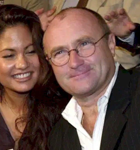 Phil Collins: ex-mulher é flagrada pelos filhos traindo o músico