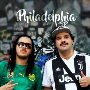 Duo PhiladelphiaSP lança novo single