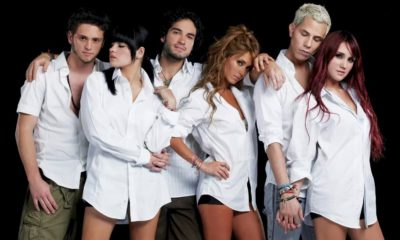RBD: Dulce Maria e Alfonso Herrera vão aparecer na live do grupo