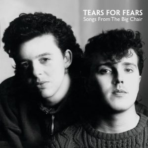 """Tears For Fears: clássico """"Songs From The Big Chair"""" será celebrado no Twitter"""