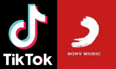 TikTok anuncia acordo de licenciamento de música com a Sony Music