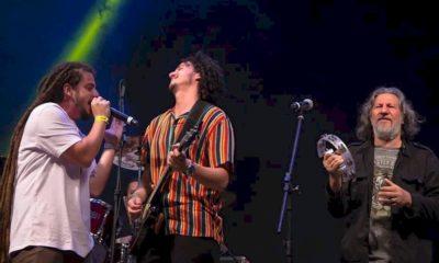 "Tribo de Jah e Adonai se unem na faixa ""Inna Rub a Dub Style"""
