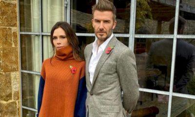 Victoria e David Beckham assinam acordo milionário com a Netflix