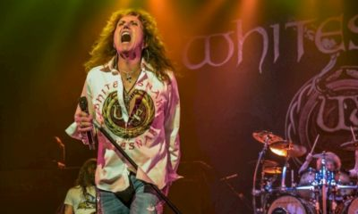 "Whitesnake lança a coletânea ""Love Songs"""