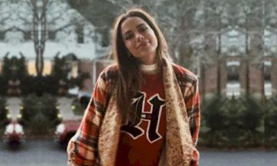 Anitta no frio de Nova York: estilosa com casaco da Gucci