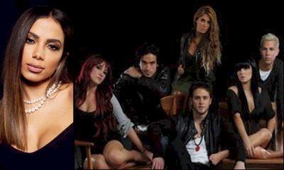 RBD: Anitta posa com Christopher Uckermann e reação dos fãs é surpreendente