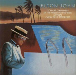"""Elton John disponibiliza o vídeo de """"Cold As Christmas"""" de 1983"""