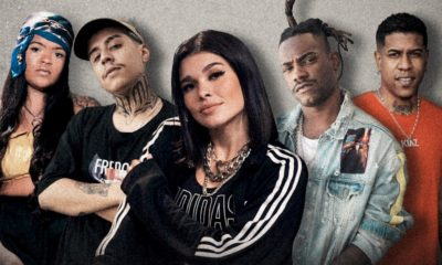 "Lary lança ""Acústico Brainstorm"" com Pelé Milflows, Oik, Kiaz, Camila Zasoul e Malak"