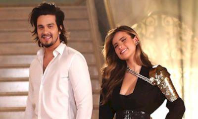 Luan Santana e Giulia Be aparecem em novo vídeo