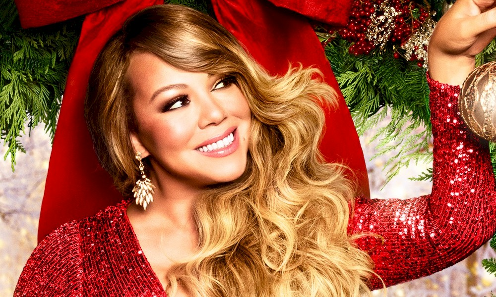 """Mariah Carey bate recorde na Billboard com """"All I Want For Christmas Is You"""""""