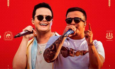 """Mateus e Kauan sobem ao palco do reality show """"O Próximo Nº 1"""" neste sábado"""
