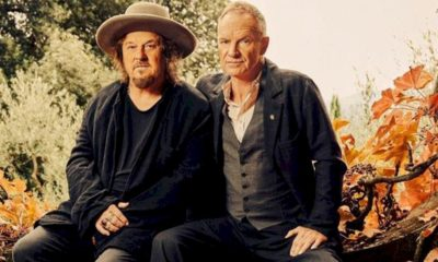 "Sting se une ao italiano Zucchero no single ""September"""