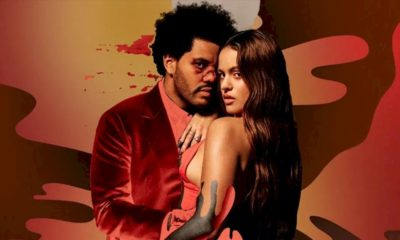 The Weeknd e Rosalía lançam a versão remix
