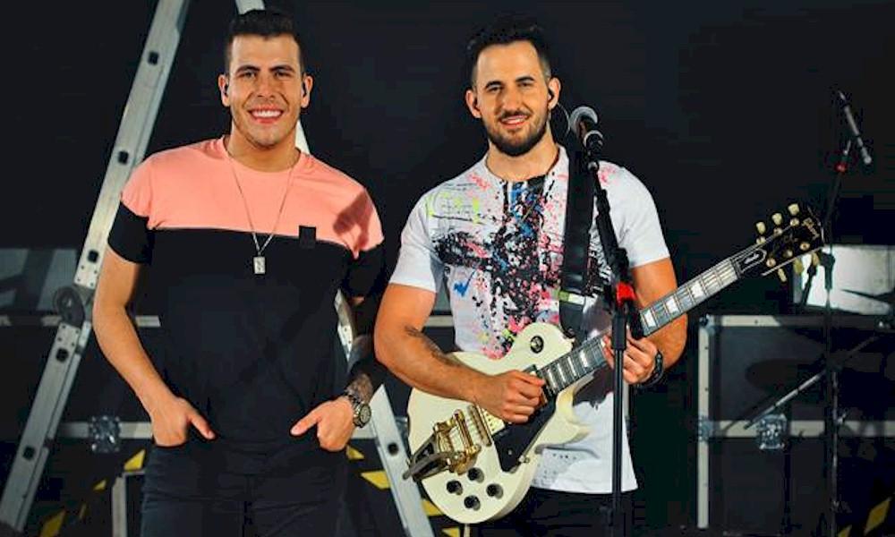 """Vitor & Cadu atingem 1 milhão de plays em """"Coração no bolso"""""""