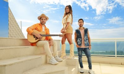 """Melim lança a segunda parte do álbum """"Amores e Flores"""" gravado nos EUA"""