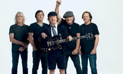 Angus Young garante que não escreveu músicas com Axl Rose