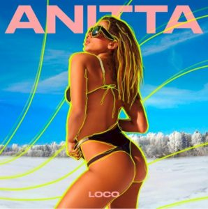 """Anitta anuncia novo single """"Loco"""" com clipe gravado na neve"""
