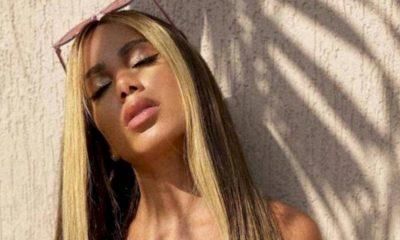 Anitta estuda interpretação para ser estrela de filme, diz site