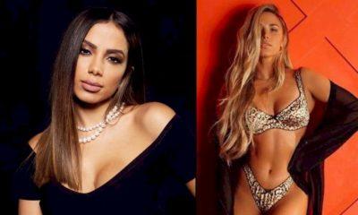 Anitta pode estar vivendo um affair como amiga modelo