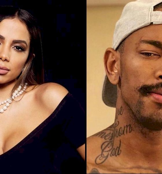 Anitta e Nego do Borel não estão mais seguindo um ao outro no Instagram