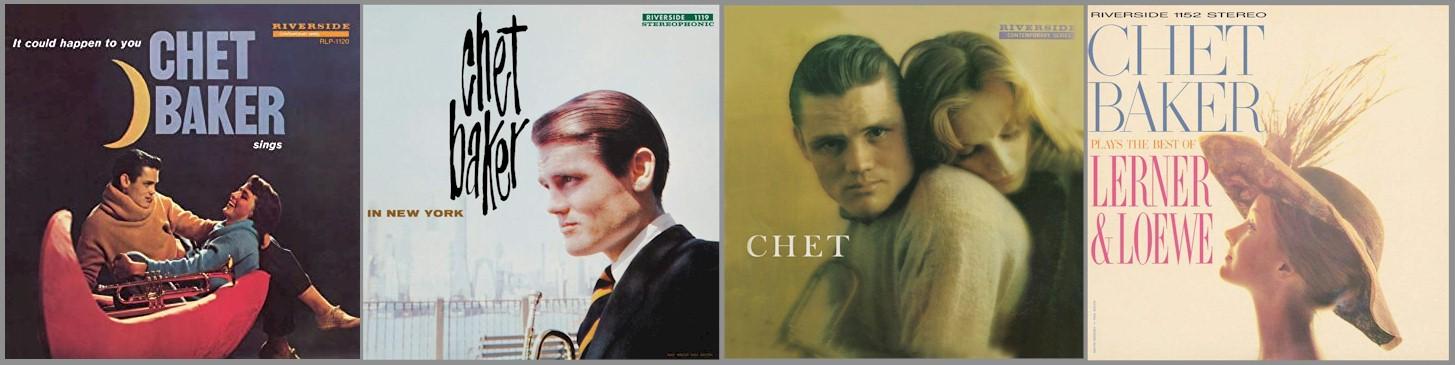 Gravações históricas de Chet Baker são reeditadas em vinil