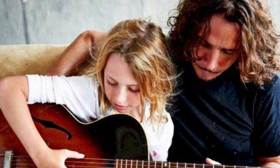 """Chris Cornell: filha homenageia pai com trecho de """"Hunger Strike"""""""