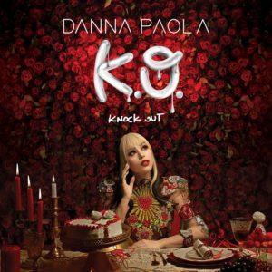 """Danna Paola mostra sua jornada amorosa no novo álbum """"K.O."""""""